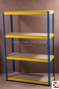 Boltless Rack (1800H x 1500W x 450D mm)