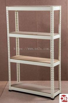 Boltless Rack (1800H x 1200W x 450D mm)