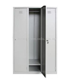 Multi-Compartment Locker (3x1 Compartment)