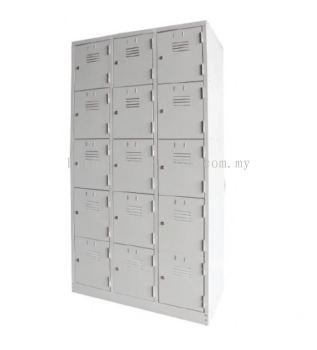 Multi-Compartment Locker (3x5 Compartment)