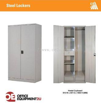 LION Hostel Cupboard (Steel Wardrobe)