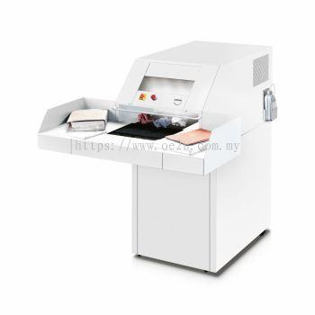 IDEAL 4108 High Capacity Paper Shredder (Strip Cut: 6mm, Bin Capacity: 300 Liters)_Made in Germany