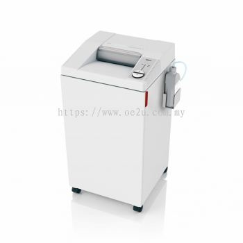 IDEAL 2604 SMC Auto-Oiler Paper Shredder (Super Micro Cut)_Made in Germany