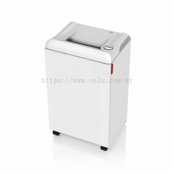 IDEAL 2503 Paper Shredder (Strip Cut)_Made in Germany