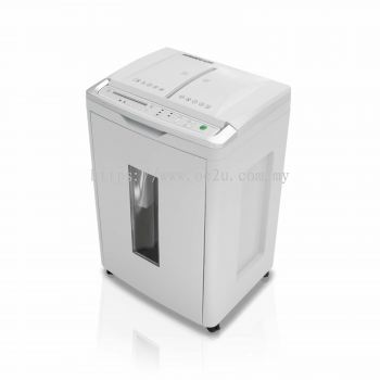 IDEAL Shredcat 8285 CC Auto Feed Paper Shredder (Shred Capacity: 350 Sheets, Cross Cut: 4x10mm, Bin Capacity: 53 Liters)
