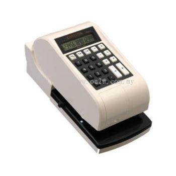 BIOSYSTEM iCheque5 Electronic Cheque Writer