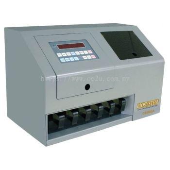 BIOSYSTEM CS-600A Heavy Use Coin Sorter
