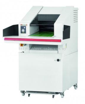 HSM Powerline FA 500.3 Heavy Duty Document Shredder (Cross Cut: 3.9x40 mm)_Made in Germany