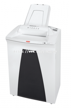 HSM Securio AF500 Auto Feed Document Shredder (Shred Capacity: 500 Sheets, Cross Cut: 4.5x30mm, Bin Capacity: 82 Liters)_Made in Germany