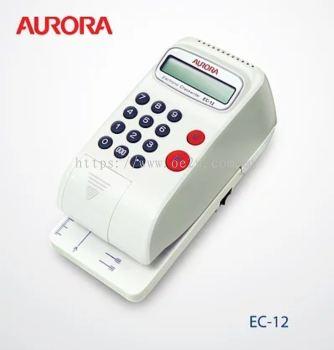 AURORA EC-12 Electronic Cheque Writer