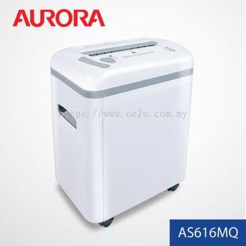 AURORA AS616MQ Paper Shredder (Micro Cut)