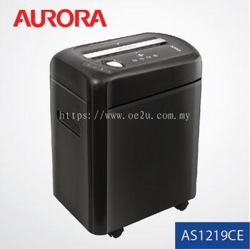 AURORA AS1219CE Paper Shredder (Cross Cut)