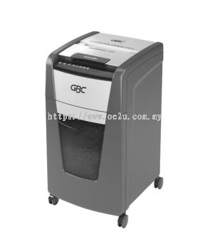GBC ShredMaster 225M Auto Feed Paper Shredder (Shred Capacity: 225 Sheets, Micro Cut: 2x15mm, Bin Capacity: 60 Liters)