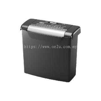 GBC S206 Personal / Home Office Paper Shredder (Strip Cut)