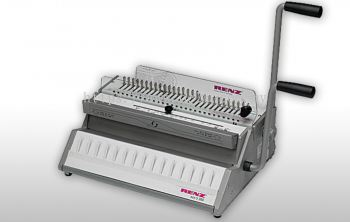 RENZ ECO-S 360 Manual Wire-O Binding Machine (Made in Germany)