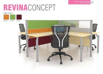 Office Workstation (REVINA Concept)