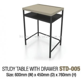 Study Table with Drawer (STD 005)