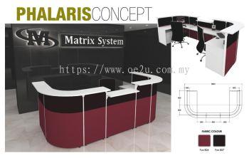 Reception Counter (PHALARIS Concept)