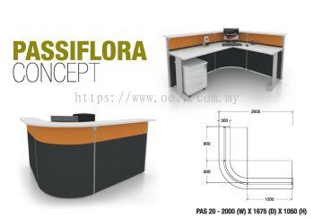 Reception Counter (PASSIFLORA Concept)