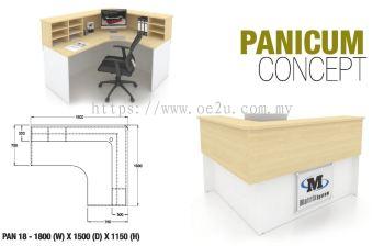 Reception Counter (PANICUM Concept)