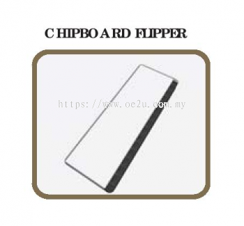 Chipboard Flipper Cover (Suitable For 4 Gang / 6 Gang)