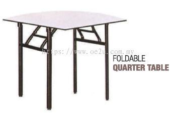 Foldable Quarter Table (Medium Duty)