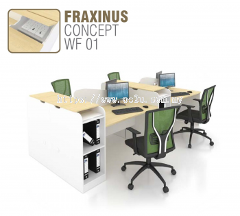 Fraxinus Concept (Cluster of 4)