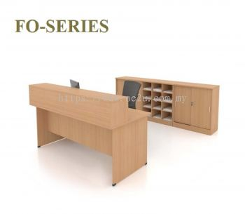 Reception Counter_1200W x 700D x 1050H mm (FO Series)