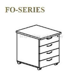 Mobile Pedestal Drawer 4D (FO Series)