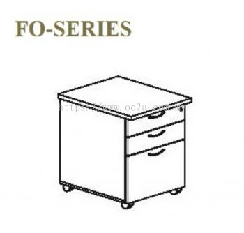 Mobile Pedestal Drawer 2D+1F (FO Series)