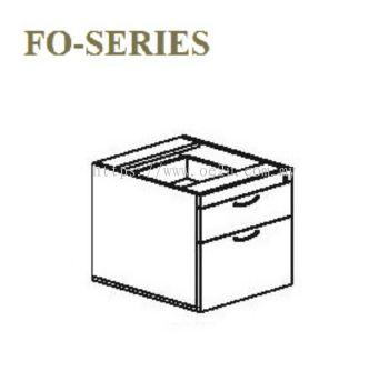 Hanging Pedestal Drawer 2D (FO Series)