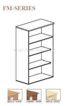 High Open Shelf Cabinet - 4 Tiers (FM-HOS)