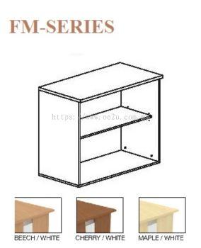 Low Open Shelf Cabinet - 2 Tiers (FM-OS)