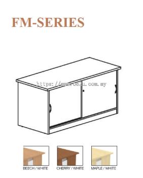 Side Cabinet - 2 Tiers (FM Series)