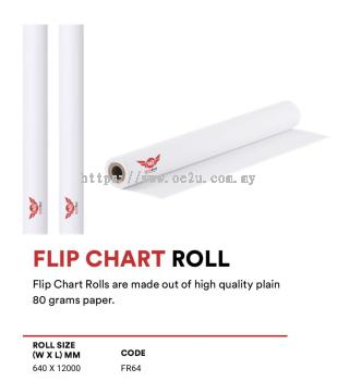 Flip Chart Roll