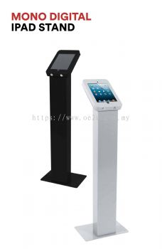 MONO Digital iPad Stand (Compatible with both Android & IOS tablets)