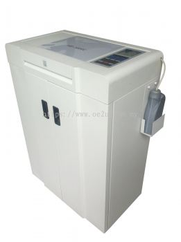 PRIMUS PRS-1000C Auto Feed Paper Shredder (Shred Capacity: 1000 Sheets, Cross Cut: 4x30mm, Bin Capacity: 100 Liters)