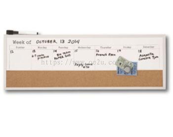"""PRIMUS Week Planner (8""""x20"""")"""