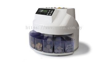 SAFESCAN 1250 Coin Counter And Sorter
