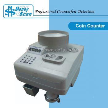 MONEYSCAN CS-850 Coin Counter