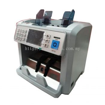 UMEI EC-1150iR Banknote Counter (Front Loading & Value Count)