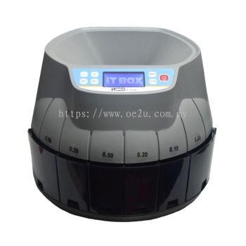 iTBOX iZ-Coin Coin Sorter Machine