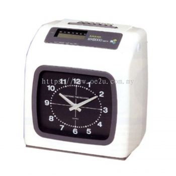 AMANO BX-6200 Electronic Time Recorder (WITHOUT Auto Column)