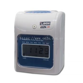 iTBOX i52N Lite Electronic Time Recorder