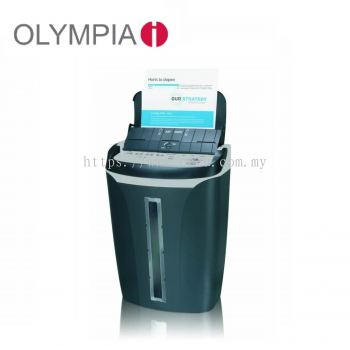 OLYMPIA PS-300AF Auto Feed Paper Shredder (Shred Capacity: 50 Sheets, Cross Cut: 4x32mm, Bin Capacity: 21 Liters)