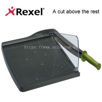 REXEL ClassicCut CL100 Trimmer (Cutting Length: 305mm / A4, Cutting Capacity: 10 sheets)
