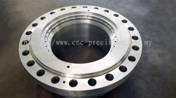 CNC Milling Closure