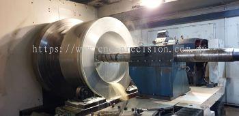 Extrusion Moulding Part