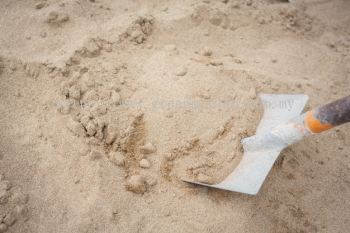 All kind of renovation and construction sand