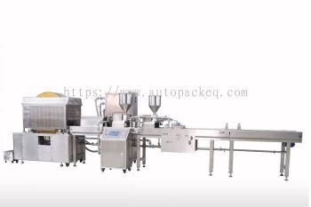 Crepe Machine & Springroll Machine